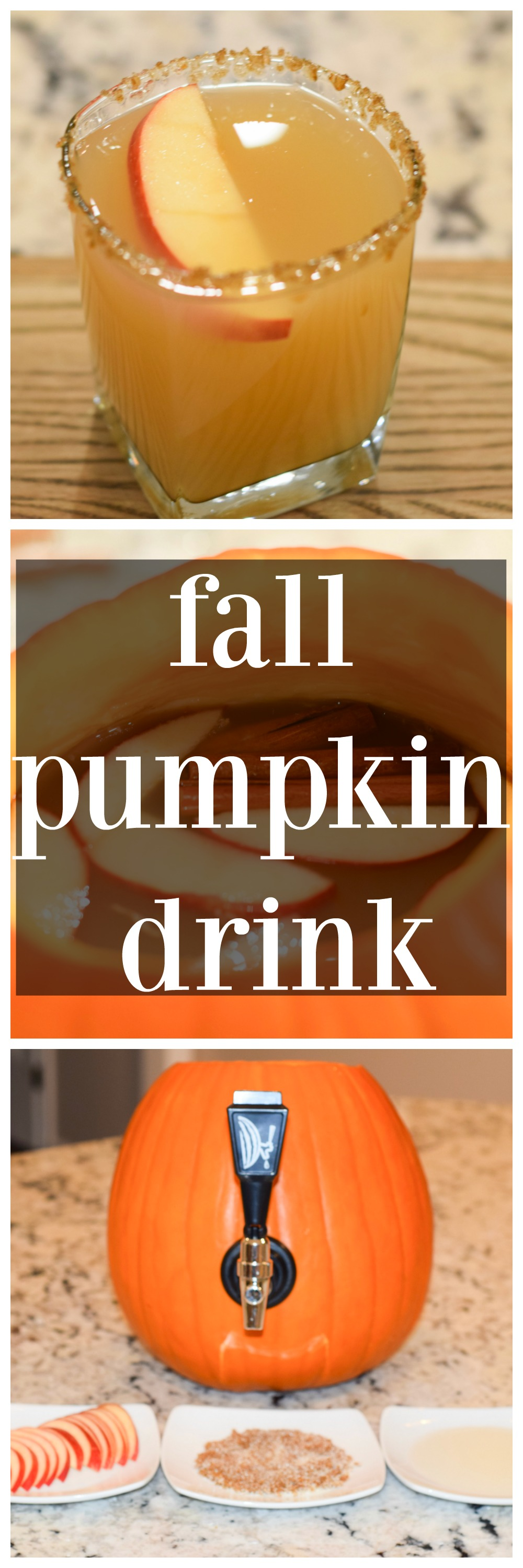 fall pumpkin drink