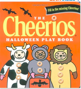Halloween Toddler Book
