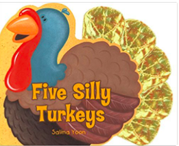 Thanksgiving Toddler Book