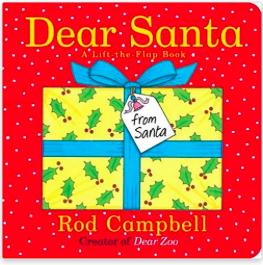 Christmas Toddler Book