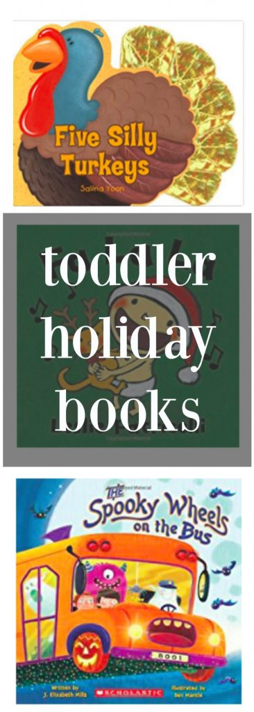 holiday books toddler