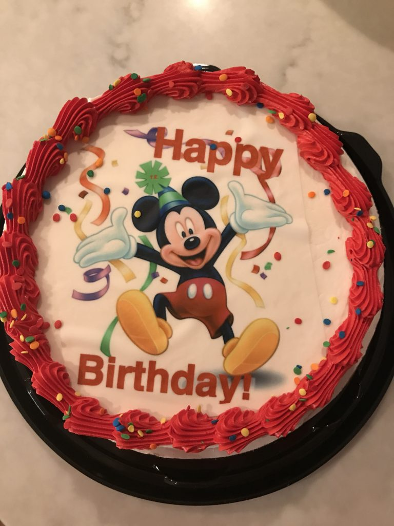 a mickey mouse clubhouse themed birthday party!