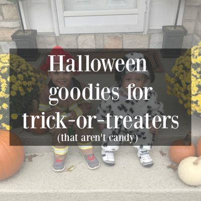 favorite halloween goodies