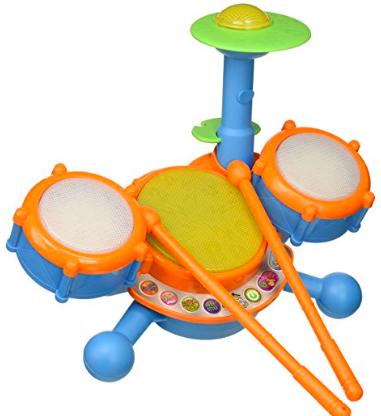 toddler toys drum set