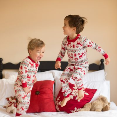 christmas pajamas for the entire family