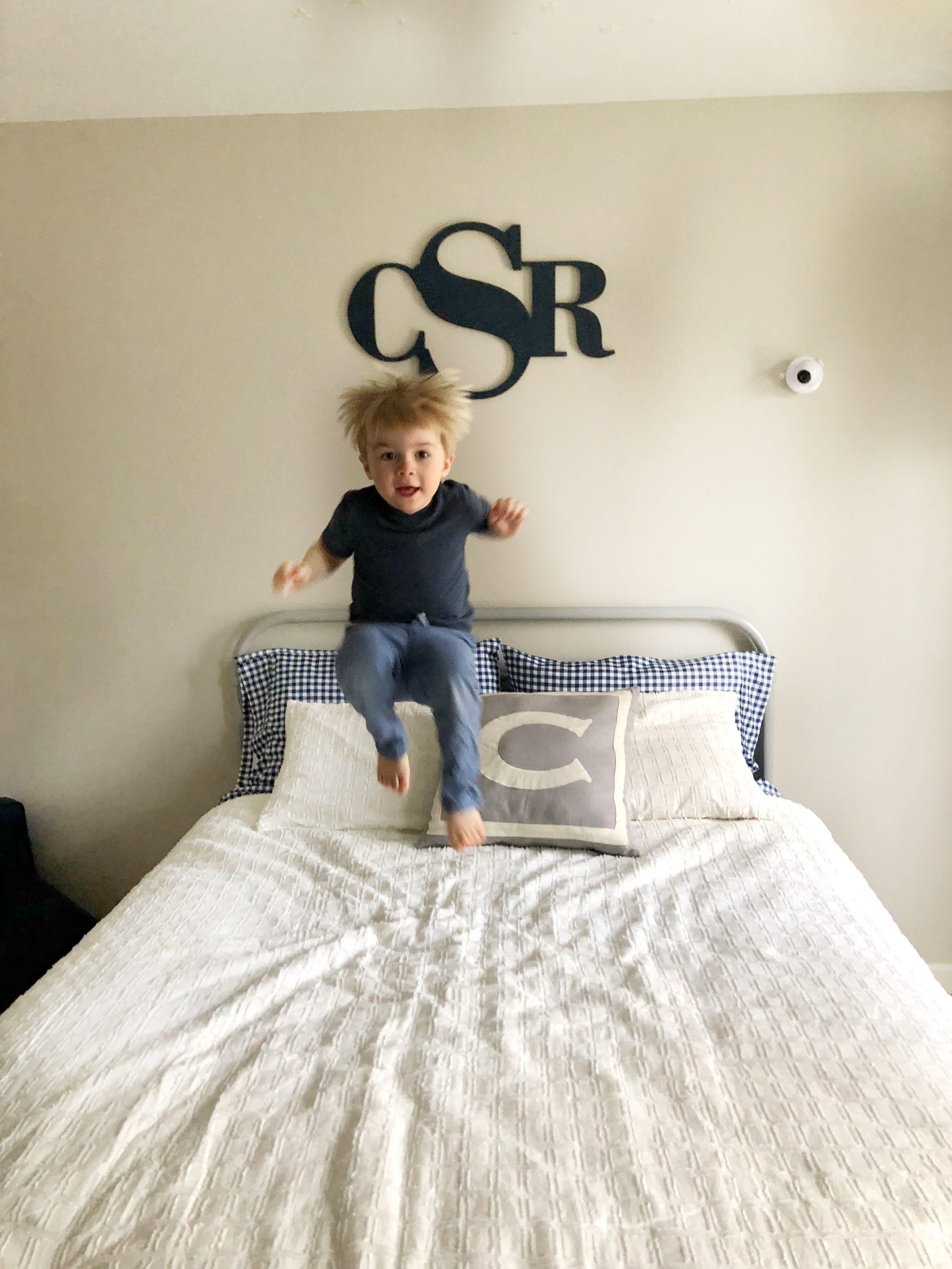 toddler remodel