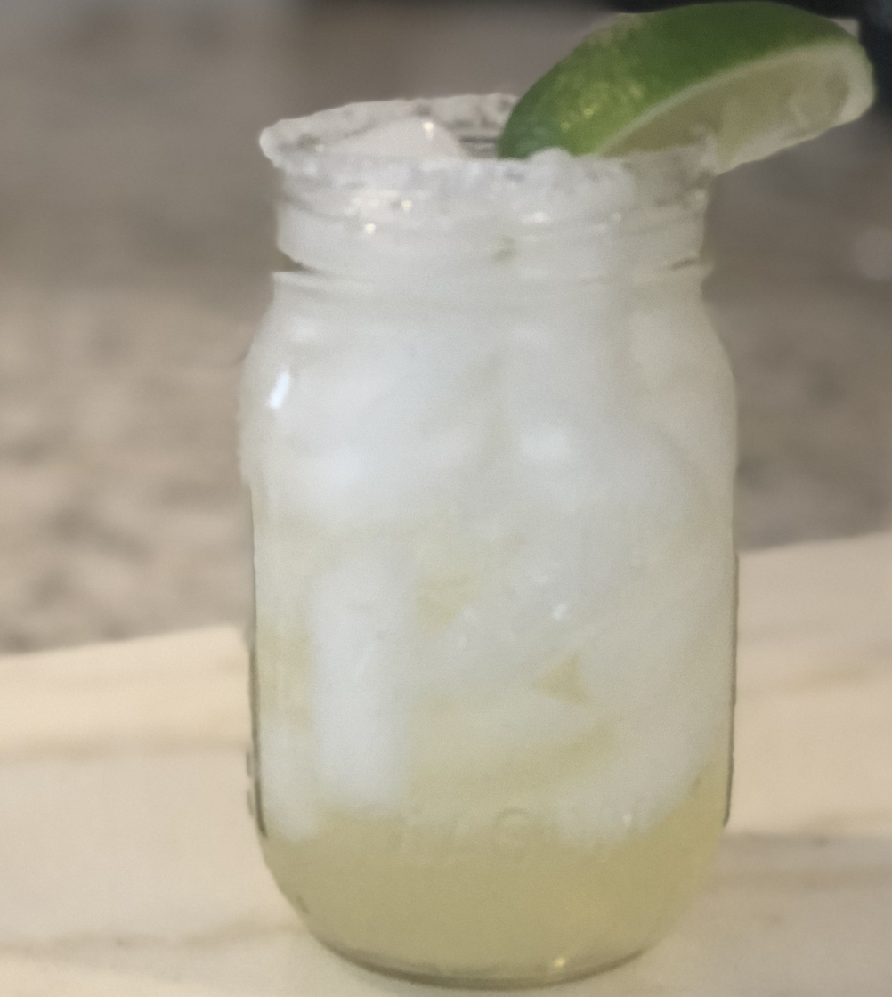 FRESH + SKINNY MARGARITA