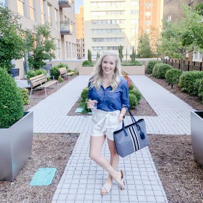 Packing for vacation – capsule wardrobe-ish