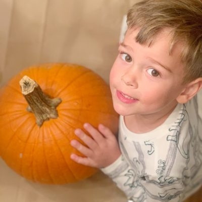 Fast & Easy Way To Carve A Pumpkin