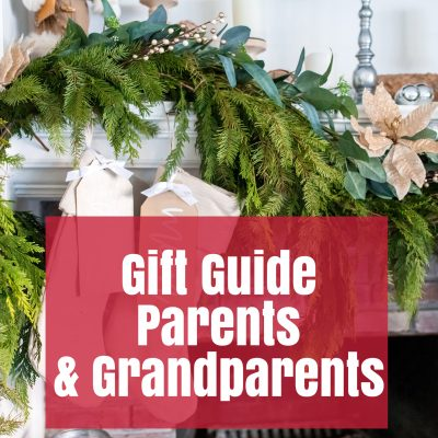 Gift guide for parents and grandparents