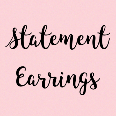 Our Favorite Statement Earrings