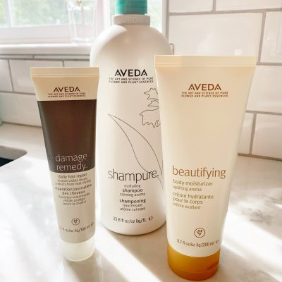 Top 5 Aveda Products That Are On My Self