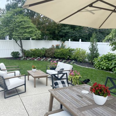 5 ways to get your porch/patio ready for summer.