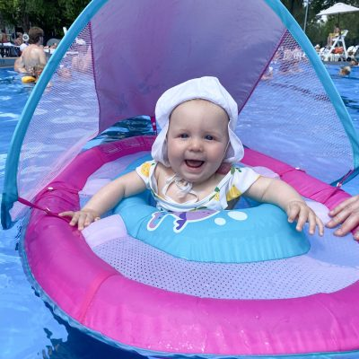 Must have baby items for the pool