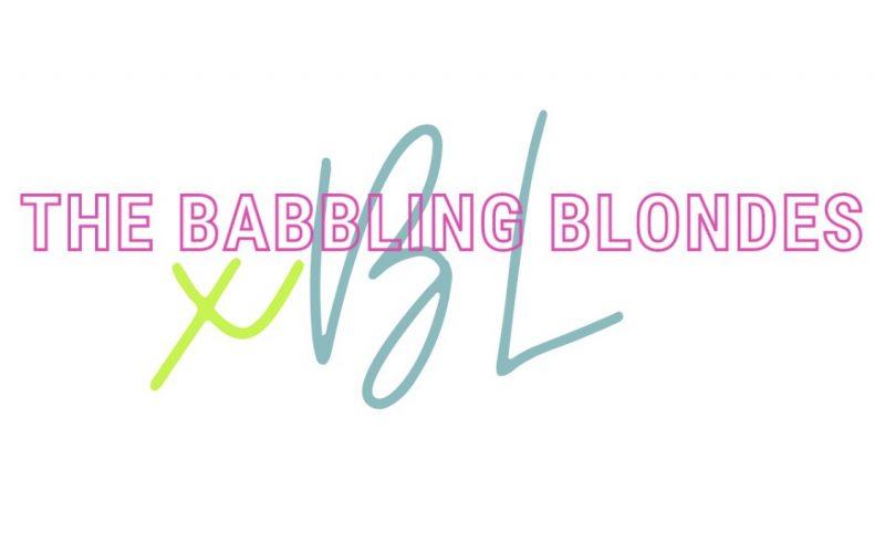 the babbling blondes X bowood lane
